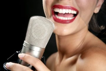 La voce nel public speaking