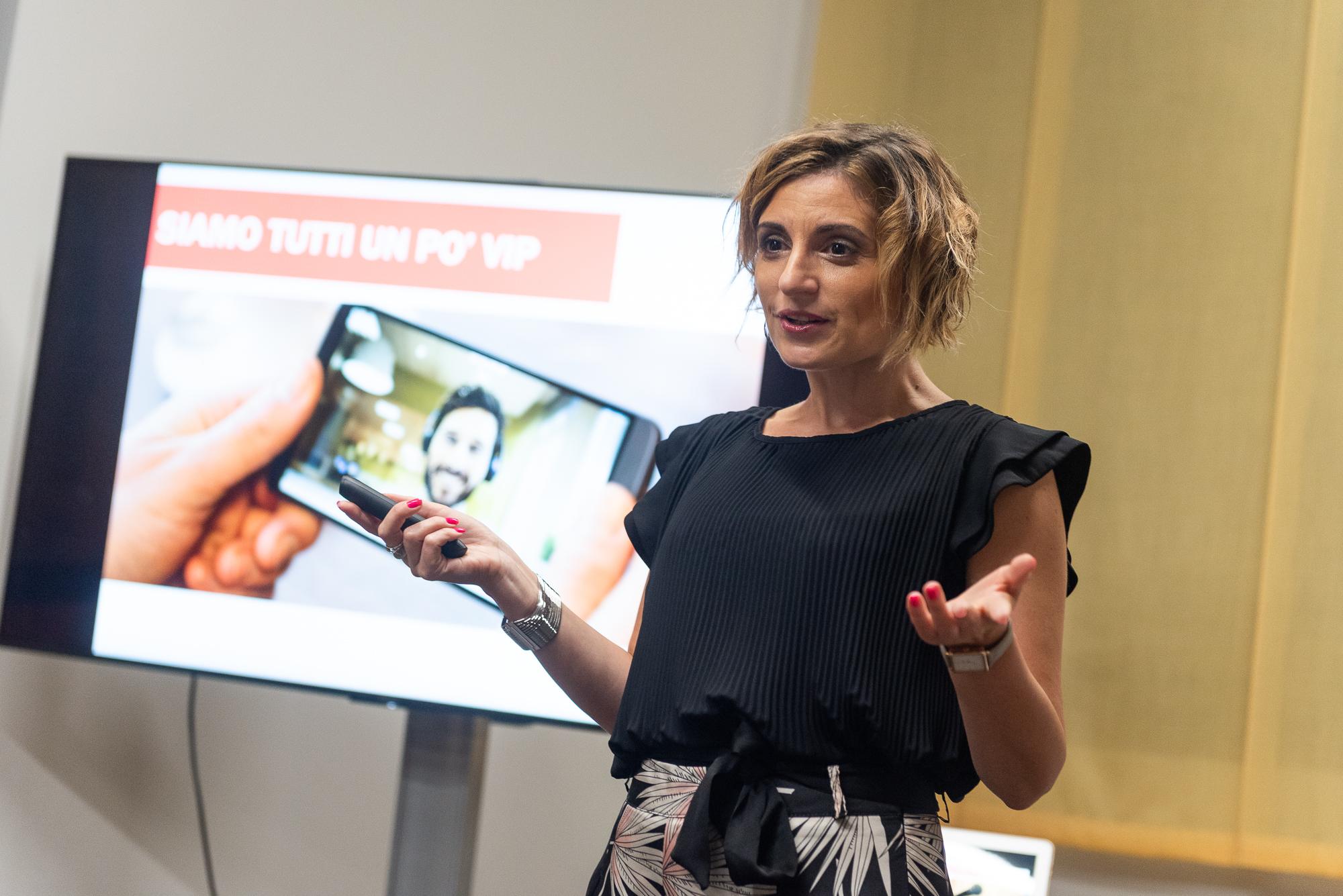 Corso di Public Speaking Chiara Alzati