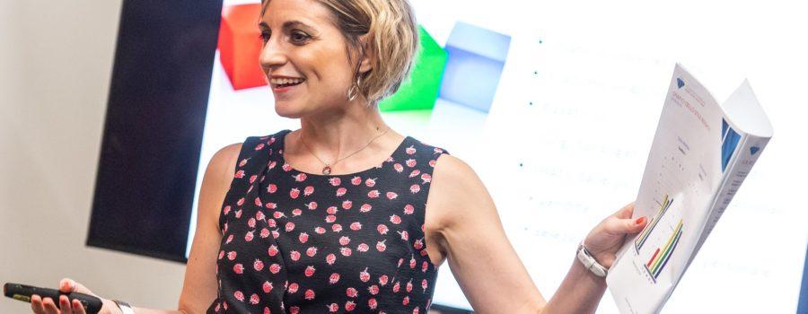Public Speaking Chiara Alzati con Metodo TTI Success Insights