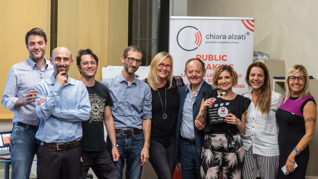 Chiara Alzati Public Speaking Community