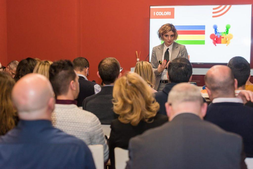public speaking chiara alzati metodo insights