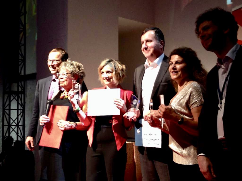 Chiara Alzati Public Speaking Secondo Posto Campionati Europei