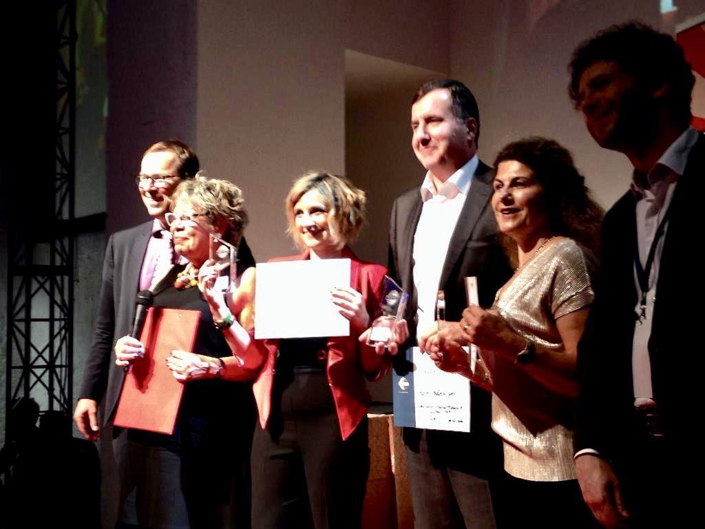 Chiara Alzati Public Speaking Secondo Posto Campionati Europei