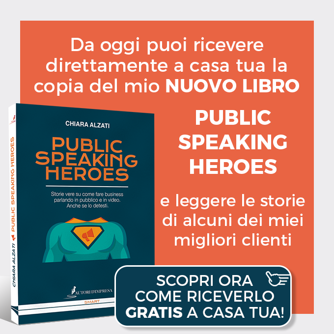 Chiara Alzati Public Speaking Heroes