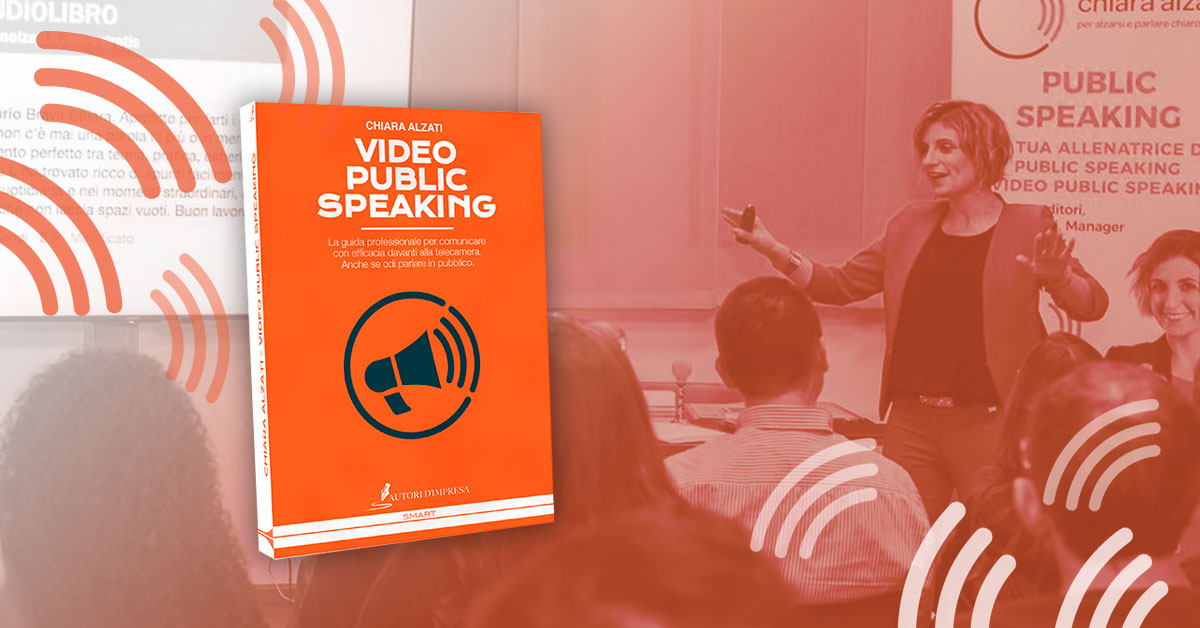 Chiara Alzati Video Public Speaking