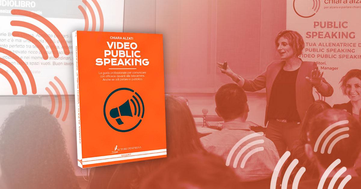 Chiara Alzati Video Public Speaking