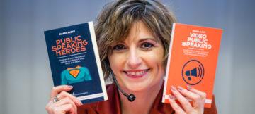 Tecniche di public speaking per presentare un libro