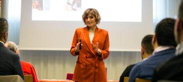 Campionati Europei di Public Speaking 2020 Chiara Alzati