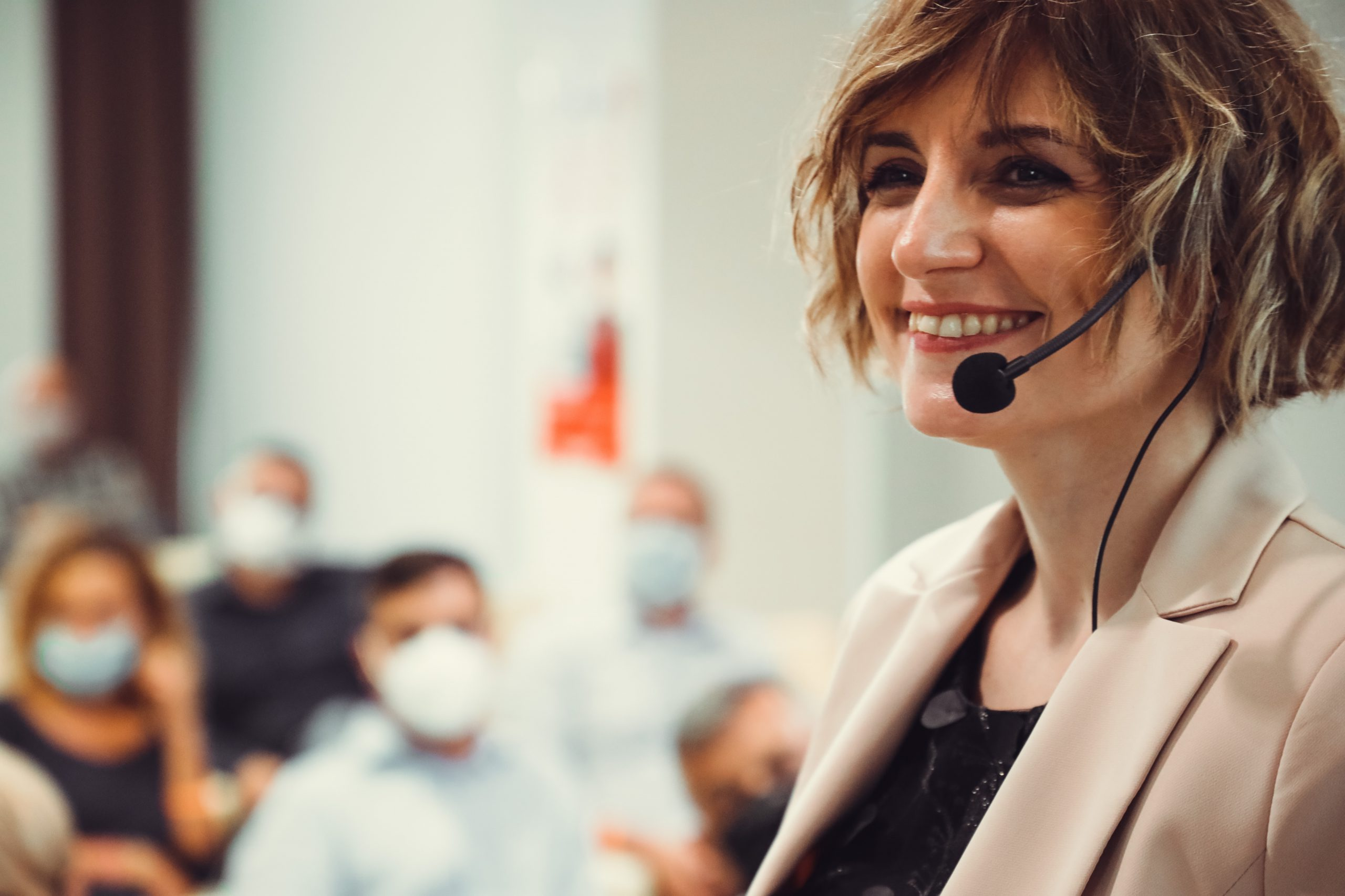 Chiara Alzati - Public Speaking